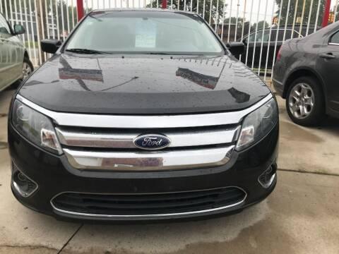 2011 Ford Fusion for sale at Supreme Stop Auto Sales in Detroit MI