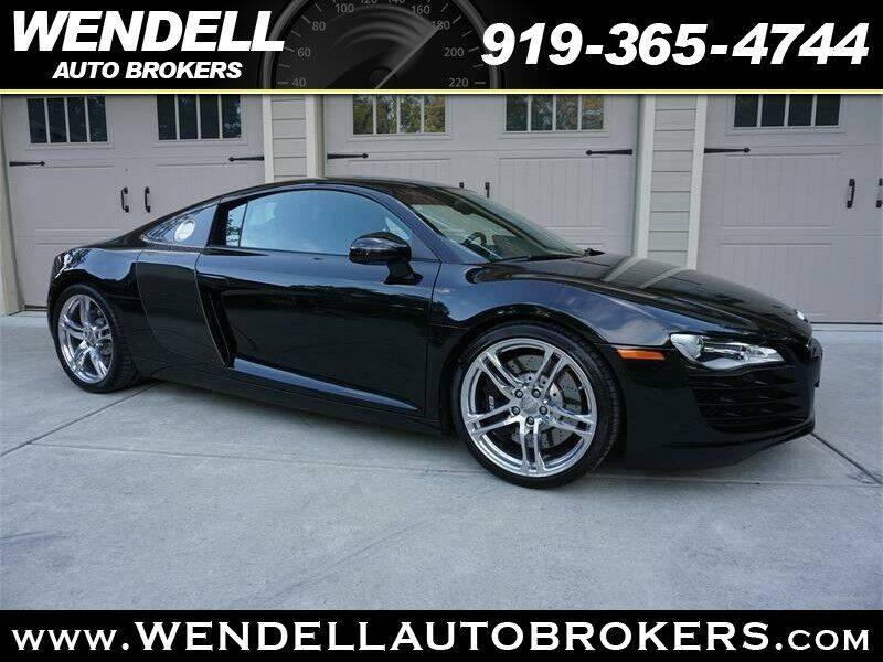 2011 Audi R8 for sale in Wendell, NC