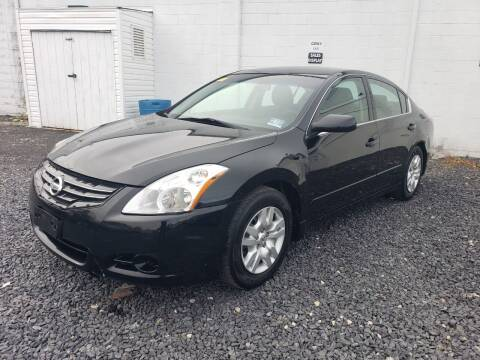 2012 Nissan Altima for sale at CRS 1 LLC in Lakewood NJ