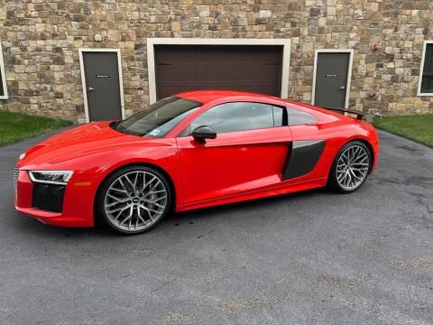 2017 Audi R8 for sale at Shedlock Motor Cars LLC in Warren NJ