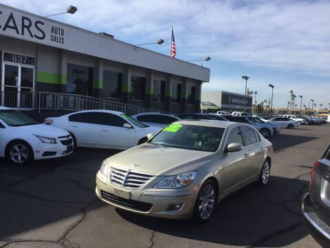 2009 Hyundai Genesis for sale at Ideal Cars East Mesa in Mesa AZ