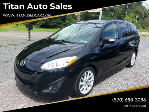 2015 Mazda MAZDA5 for sale at Titan Auto Sales in Berwick PA