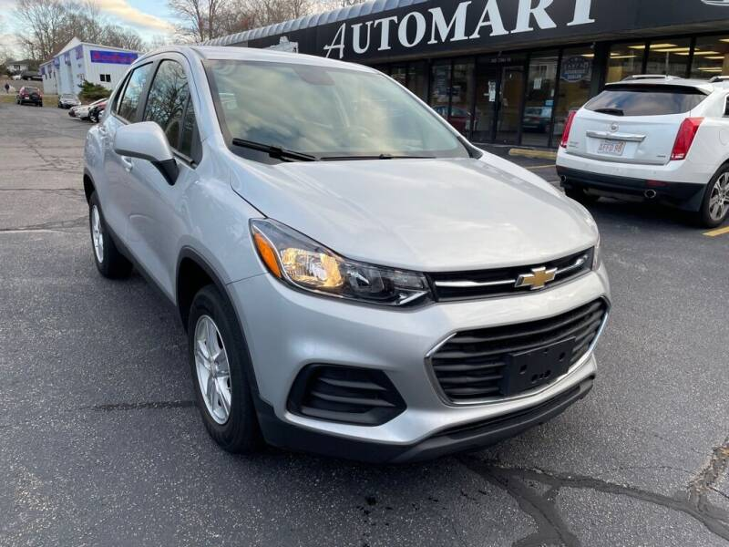 2017 Chevrolet Trax for sale at Premier Automart in Milford MA