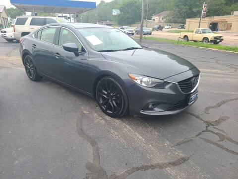 2014 Mazda MAZDA6 for sale at Lewis Blvd Auto Sales in Sioux City IA