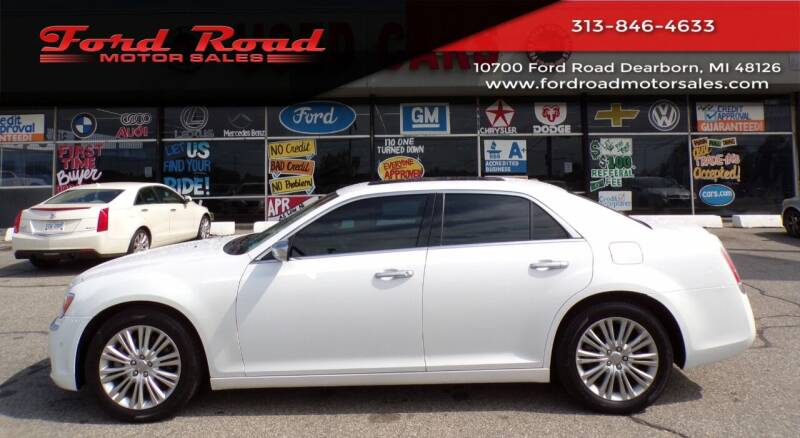 2013 Chrysler 300 for sale at Ford Road Motor Sales in Dearborn MI