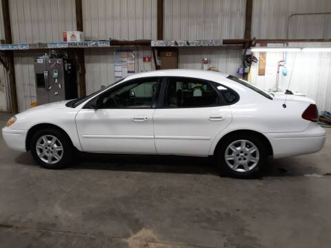 2007 Ford Taurus for sale at Alpha Auto in Toronto SD
