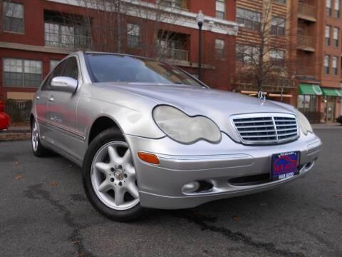 2003 Mercedes-Benz C-Class for sale at H & R Auto in Arlington VA