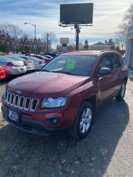 2016 Jeep Compass for sale at 1st Quality Auto - Waukesha Lot in Waukesha WI