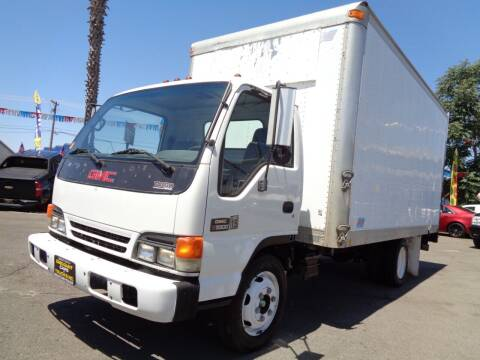 2001 GMC W5500