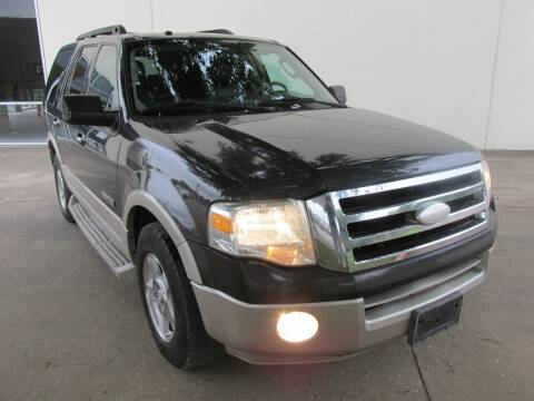 2007 Ford Expedition for sale at QUALITY MOTORCARS in Richmond TX