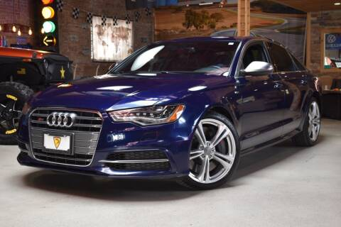 2014 Audi S6 for sale at Chicago Cars US in Summit IL