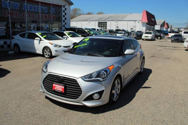 2014 Hyundai Veloster for sale at Auto Headquarters in Lakewood NJ