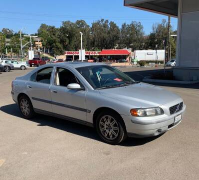 2004 Volvo S60 for sale at Senor Coche Auto Sales in Las Cruces NM