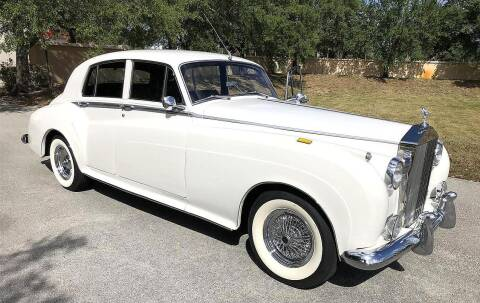 1961 Rolls-Royce SILVER CLOUD II LIMOUSINE for sale at Black Tie Classics in Stratford NJ