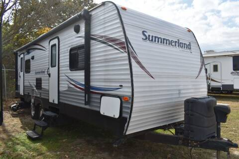 2015 Keystone Summerland 2570RL for sale at Buy Here Pay Here RV in Burleson TX