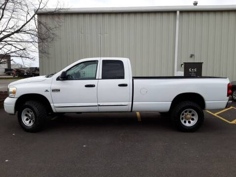 2007 Dodge Ram Pickup 2500 for sale at C & C Wholesale in Cleveland OH