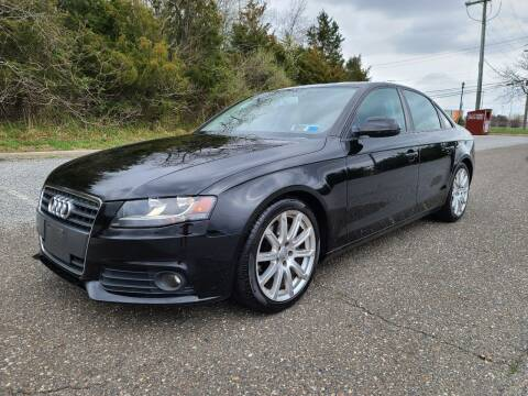 2010 Audi A4 for sale at Premium Auto Outlet Inc in Sewell NJ