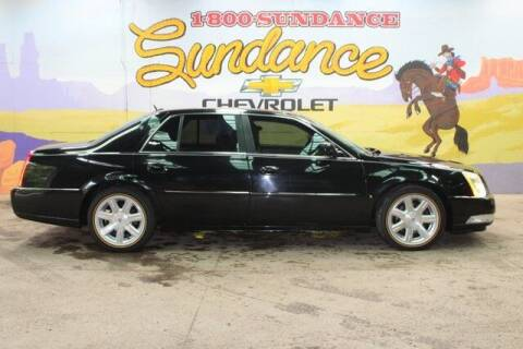 2007 Cadillac DTS for sale at Sundance Chevrolet in Grand Ledge MI