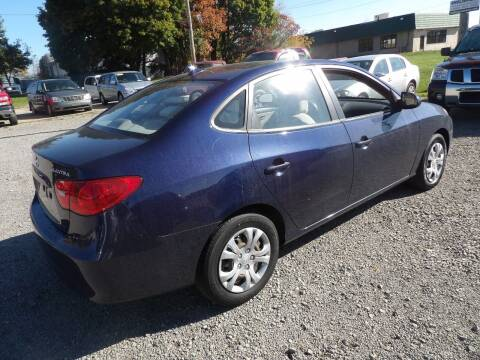 2009 Hyundai Elantra for sale at English Autos in Grove City PA