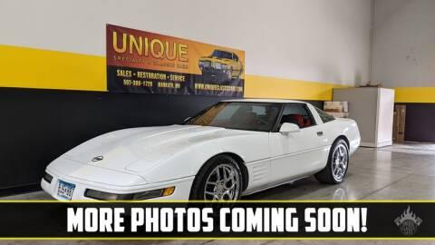 1994 Chevrolet Corvette for sale at UNIQUE SPECIALTY & CLASSICS in Mankato MN