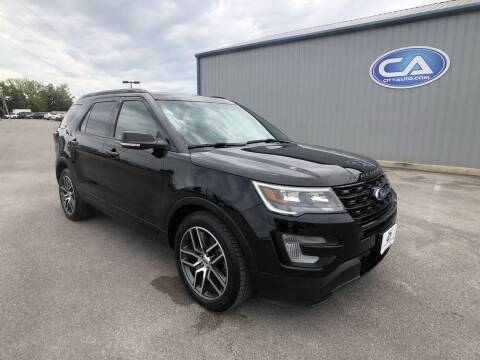 2017 Ford Explorer for sale at City Auto in Murfreesboro TN