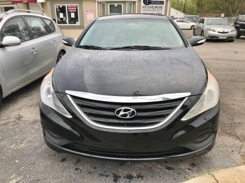 2014 Hyundai Sonata for sale at Tiger Auto Sales in Columbus OH
