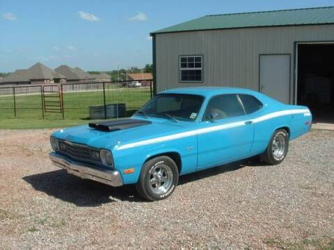 1973 Plymouth Duster for sale at Haggle Me Classics in Hobart IN