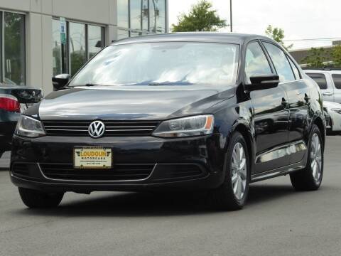 2014 Volkswagen Jetta for sale at Loudoun Used Cars - LOUDOUN MOTOR CARS in Chantilly VA