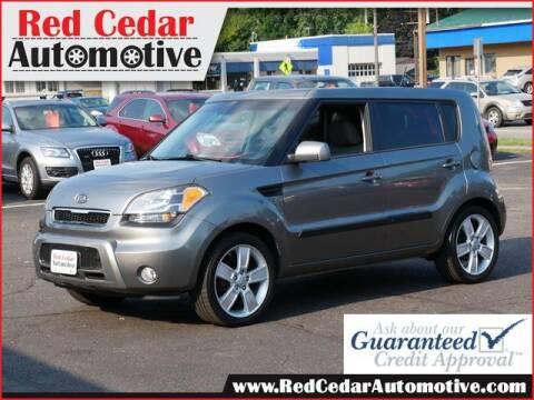 2011 Kia Soul for sale at Red Cedar Automotive in Menomonie WI