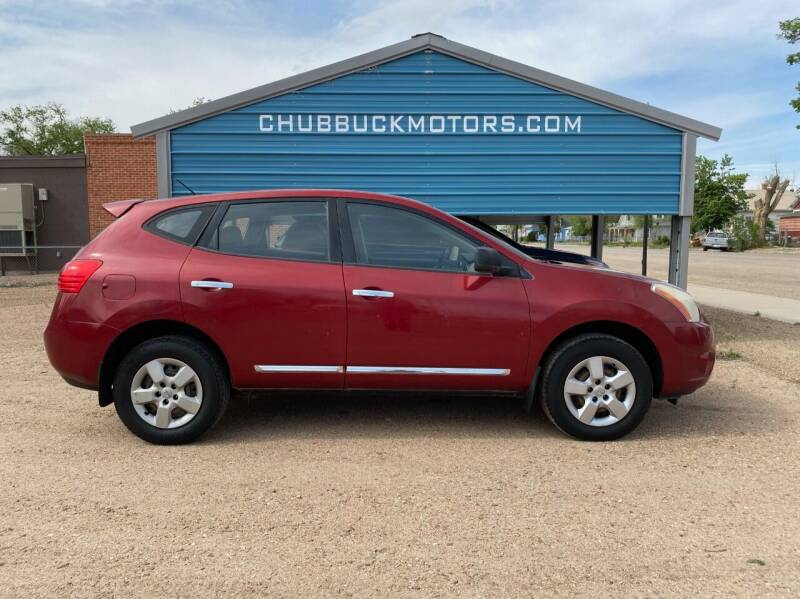 2013 Nissan Rogue for sale at Chubbuck Motor Co in Ordway CO