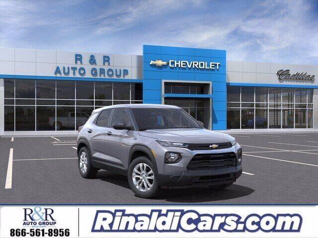 2022 Chevrolet TrailBlazer for sale in Schuylkill Haven, PA