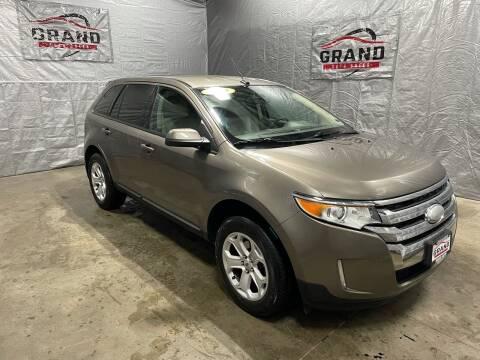 2013 Ford Edge for sale at GRAND AUTO SALES in Grand Island NE