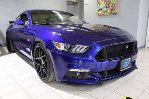 2016 Ford Mustang for sale at SHAFER AUTO GROUP in Columbus OH