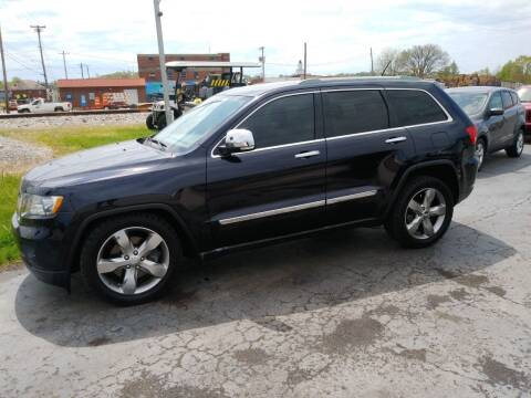 2011 Jeep Grand Cherokee for sale at Big Boys Auto Sales in Russellville KY