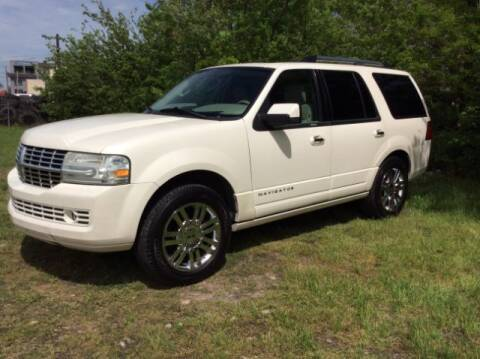 2007 Lincoln Navigator for sale at Allen Motor Co in Dallas TX