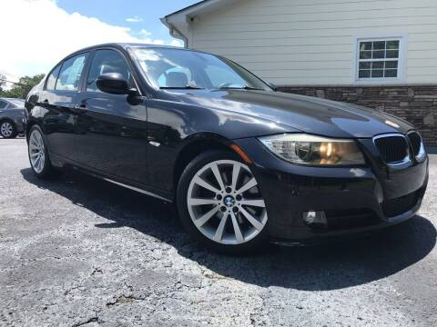 2009 BMW 3 Series for sale at No Full Coverage Auto Sales in Austell GA