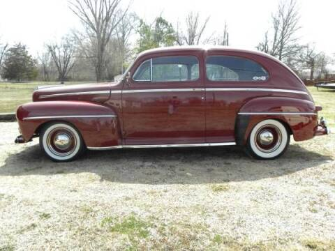 1947 Ford Super Deluxe for sale at Haggle Me Classics in Hobart IN
