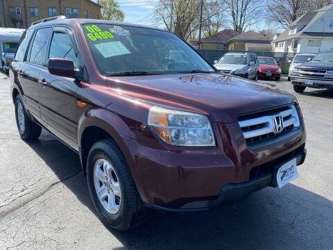 2008 Honda Pilot for sale at Streff Auto Group in Milwaukee WI