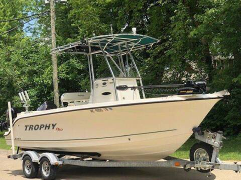 2007 Trophy Pro 2103 Center Console  for sale at Select Motor Group in Macomb Township MI