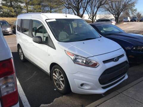 2016 Ford Transit Connect Wagon for sale at SEIZED LUXURY VEHICLES LLC in Sterling VA