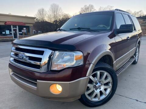 2011 Ford Expedition for sale at Gwinnett Luxury Motors in Buford GA