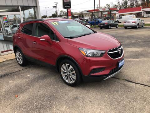 2017 Buick Encore for sale at ROTMAN MOTOR CO in Maquoketa IA