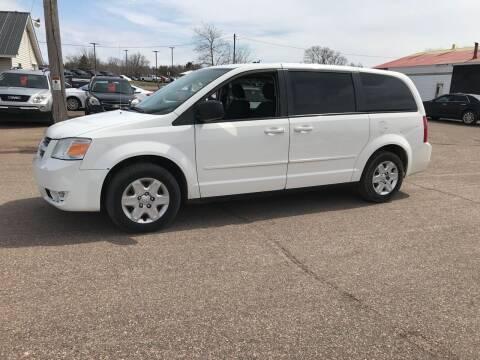 2009 Dodge Grand Caravan for sale at BLAESER AUTO LLC in Chippewa Falls WI