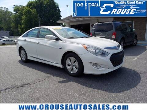 2013 Hyundai Sonata Hybrid for sale at Joe and Paul Crouse Inc. in Columbia PA