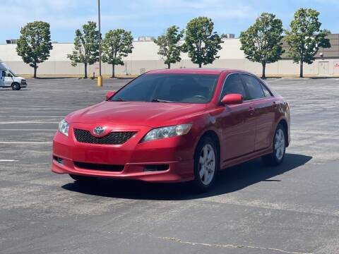 2007 Toyota Camry for sale at H&W Auto Sales in Lakewood WA