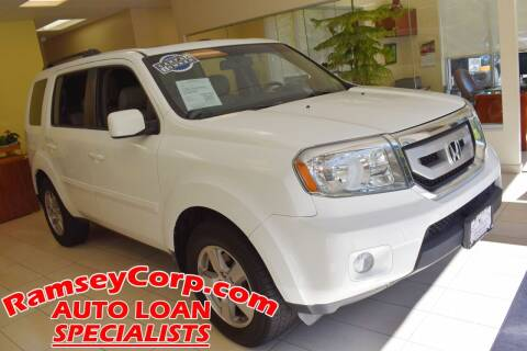 2010 Honda Pilot for sale at Ramsey Corp. in West Milford NJ