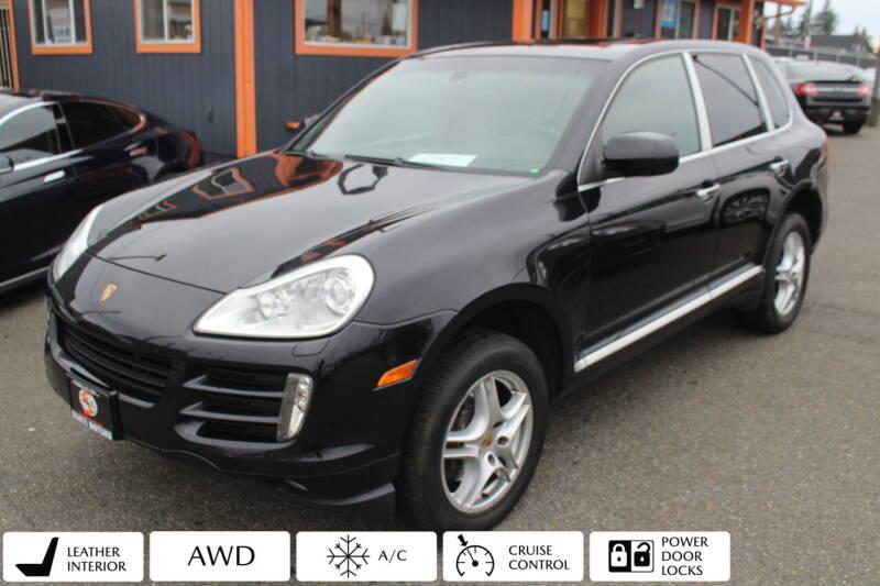 2009 Porsche Cayenne for sale at Sabeti Motors in Tacoma WA