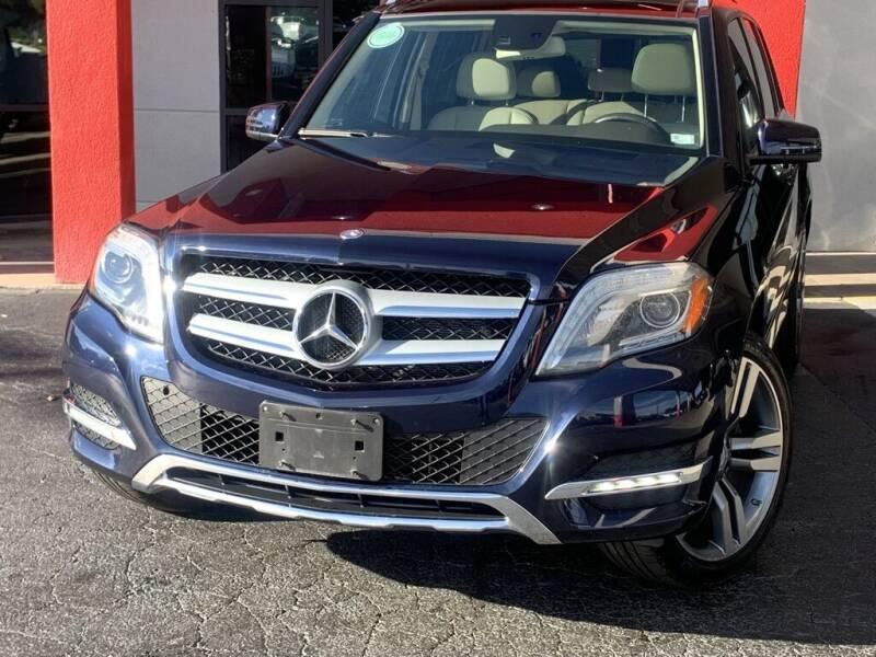 2015 Mercedes-Benz GLK for sale in Marietta, GA