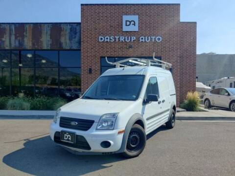 2013 Ford Transit Connect for sale at Dastrup Auto in Lindon UT