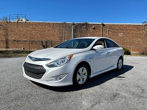 2012 Hyundai Sonata Hybrid for sale at RoadLink Auto Sales in Greensboro NC